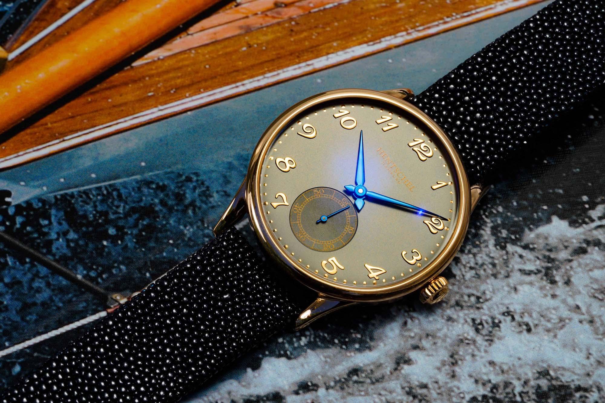 Hentschel Uhr Preis
